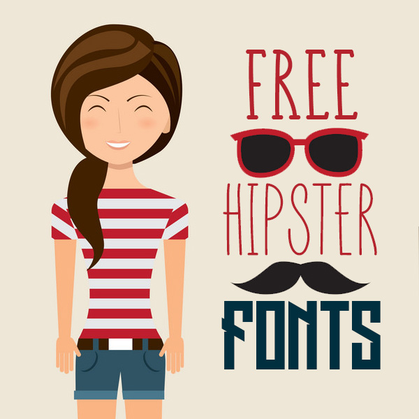 30 Free Hipster Fonts For Hippy Designs