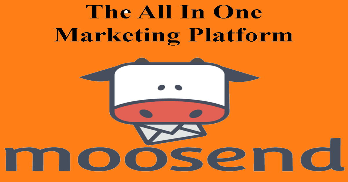 Moosend The All In One Marketing Platform