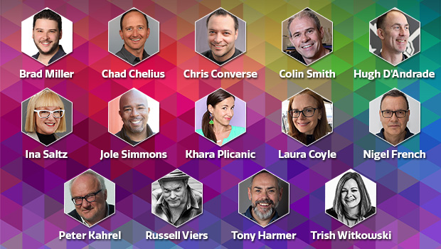Announcing 14 more experts that will help you raise your skillset to the next level