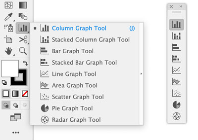 How to Enhance Illustrator Graphs with Graphics