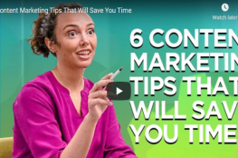 6 Content Tips